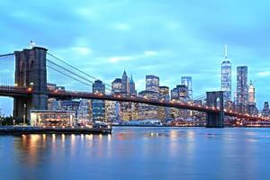 Brooklyn Bridge foto