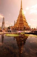 Thailand Bangkok wat phra kaew