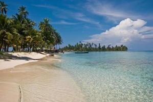 isla desierta foto