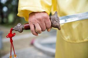 Chinees zwaard foto