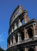 het colosseum - rome foto