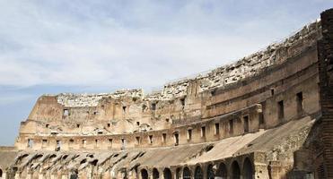 Flavian amfitheater foto