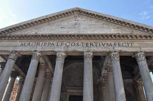 pantheon rome foto