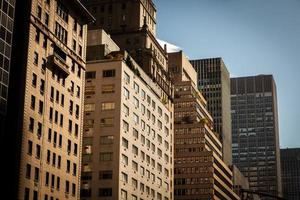 nieuwe zakelijke torens foto