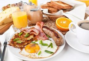 traditionele Manhattan brunch