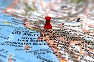 bestemming Los Angeles