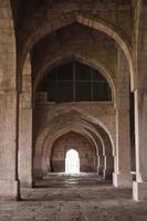 Jama Masjid (moskee), Mandu, Madhya Pradesh, India - stock beeld foto