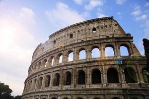 coliseum van rome Italië foto