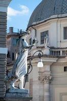 Piazza del Popolo foto