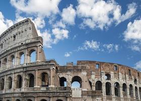 coliseum in rome foto