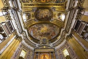 kerk van de gesu, rome, Italië foto
