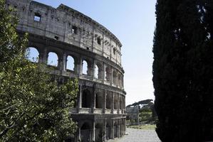 coliseum rome foto