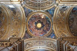 santa maria in vallicella, ook wel chiesa nuova4 genoemd (rome, italië) foto