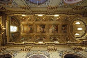 sant'andrea della valle (rome, italië) foto
