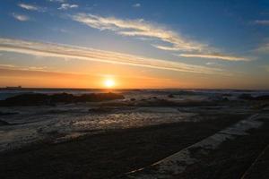 strand in Kaapstad foto