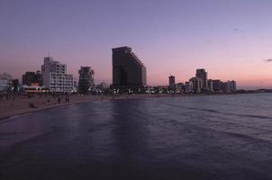 Tel Aviv strand foto