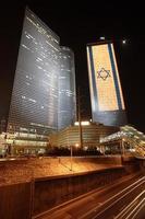 tel aviv - azrieli centrum foto