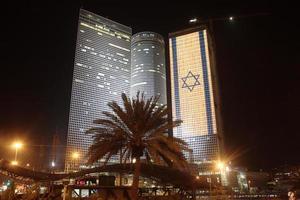 azrieli center, tel aviv, israel foto