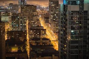 120 meter boven Chicago foto