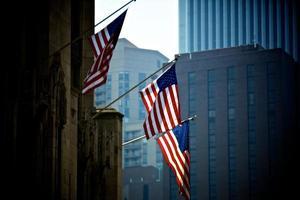 Amerikaanse vlag foto