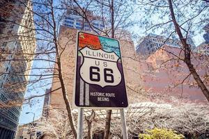 route 66 aanmelden chicago foto