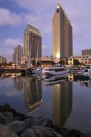 het centrum van San Diego foto