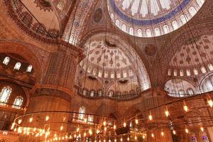 hagia sofia, istanbul, turkije foto