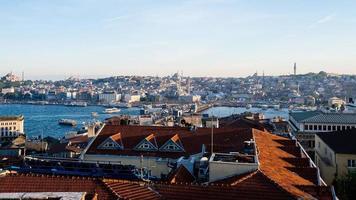 impressies van een weekend in Istanbul foto
