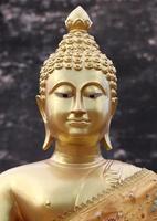 Boeddha gezicht foto