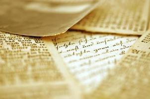 oude documenten
