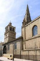 """santa maria de palacio"" kerk, in logroã ± o. Spanje. foto"