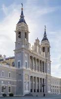 Kathedraal van Almudena, Madrid foto