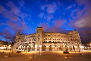 arena voor stierenvechten in madrid, las ventas foto