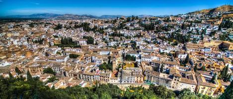 Granada, Spanje foto