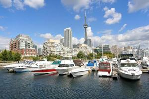 waterkant van Toronto foto