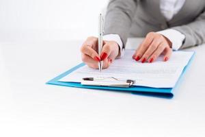 bedrijfsdocument onderzoeken
