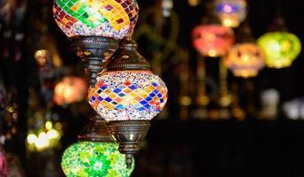 Turkse lantaarn foto