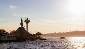 de moskee foto