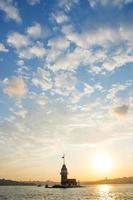 Leander's toren foto