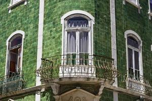 Portugese architectuur foto