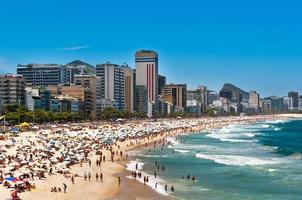 Ipanema Beach, Rio de Janeiro foto