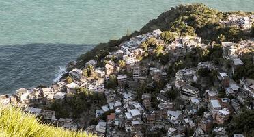 rio de janeiro_favela vidigal foto