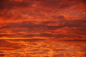 zonsondergang achtergrond foto