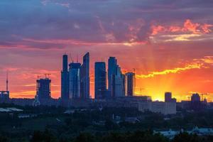 Moskou stad foto