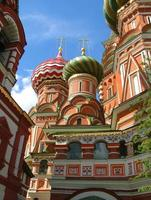 Saint Basil's Cathedral, Moskou foto