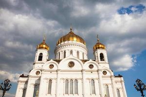 kathedraal van Christus de Verlosser in Moskou