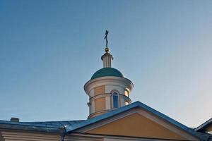 orthodoxe klokkentoren foto