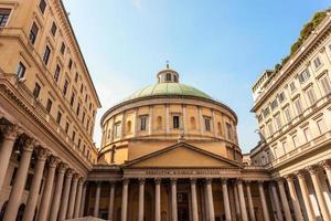 San Carlo al Corso kerk foto