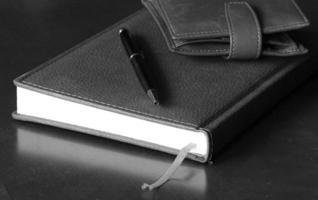 set mannen dagboek portemonnee horloges