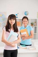 Vietnamese vrouwelijke studenten
